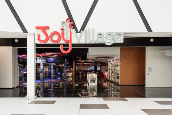 ingresso JoyVillage