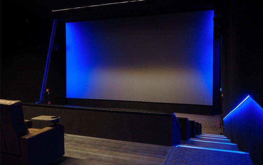 UCI Cinema schermo interno sala